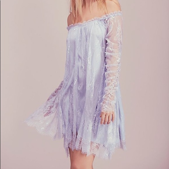 Free People Dresses & Skirts - ISO ANGEL LACE DRESS